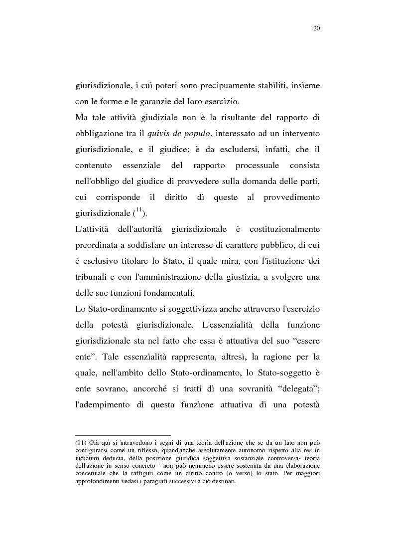 Anteprima della tesi: La pregiudizialità tra le questioni del processo, Pagina 13