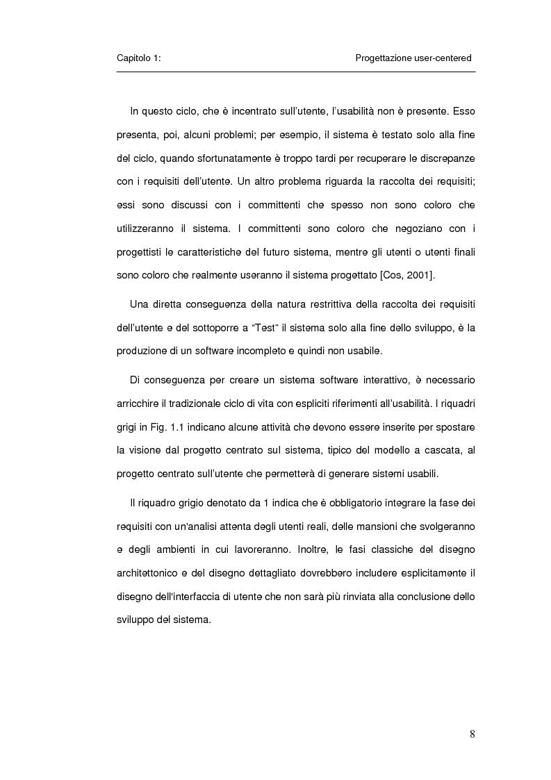 Anteprima della tesi: Gli authoring tools nel progetto FairsNet, Pagina 8