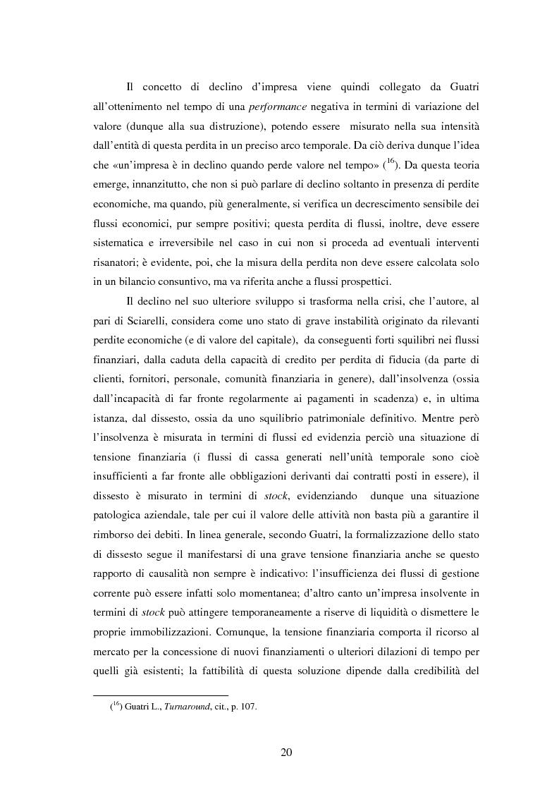 Anteprima della tesi: Crisi e ristrutturazione di una grande impresa: il caso Enron, Pagina 13