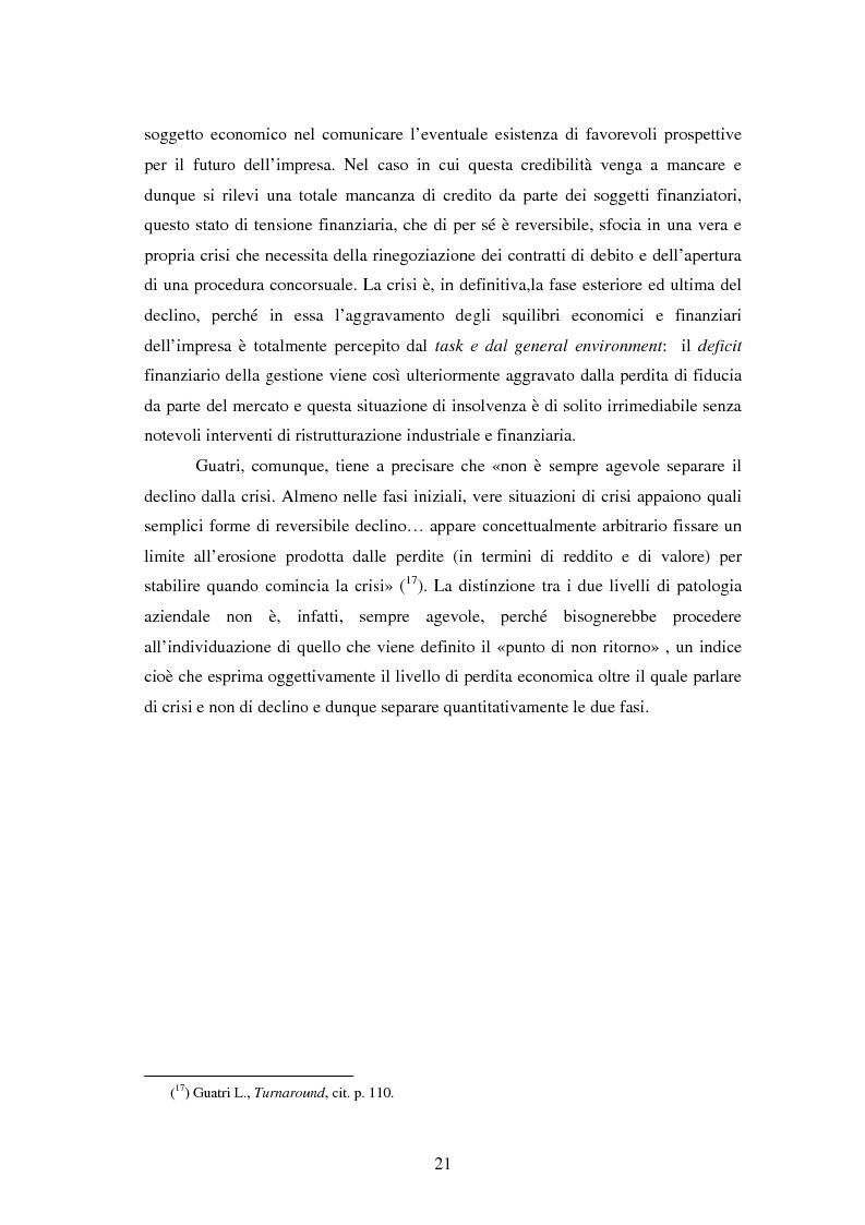 Anteprima della tesi: Crisi e ristrutturazione di una grande impresa: il caso Enron, Pagina 14
