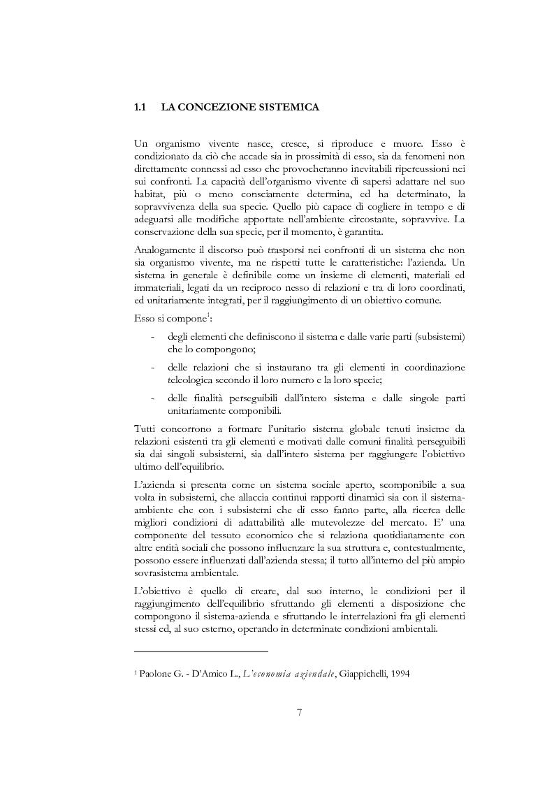 Anteprima della tesi: Information and communication technologies e turismo. Destination management system ed aree naturali protette, Pagina 5