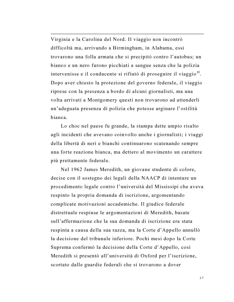 Anteprima della tesi: La stampa periodica comunista italiana e il movimento afroamericano negli Stati Uniti, 1954-68., Pagina 13