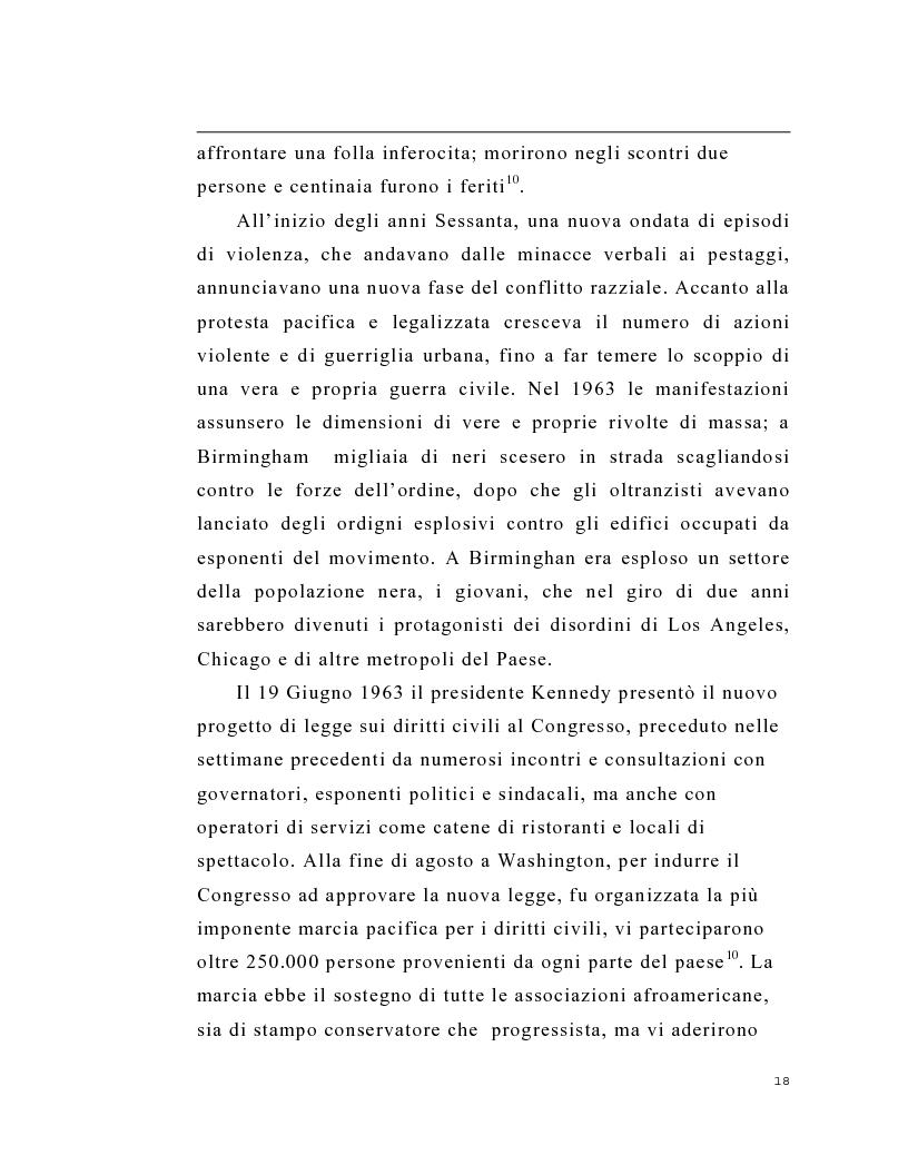 Anteprima della tesi: La stampa periodica comunista italiana e il movimento afroamericano negli Stati Uniti, 1954-68., Pagina 14