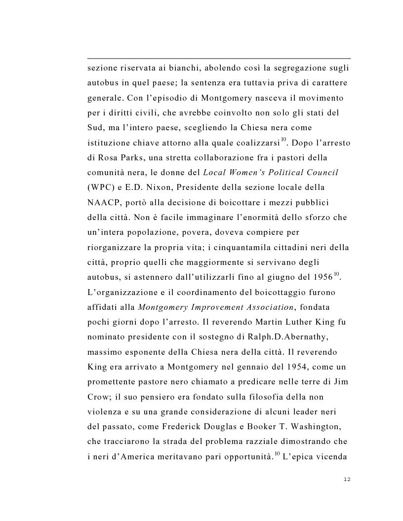Anteprima della tesi: La stampa periodica comunista italiana e il movimento afroamericano negli Stati Uniti, 1954-68., Pagina 8