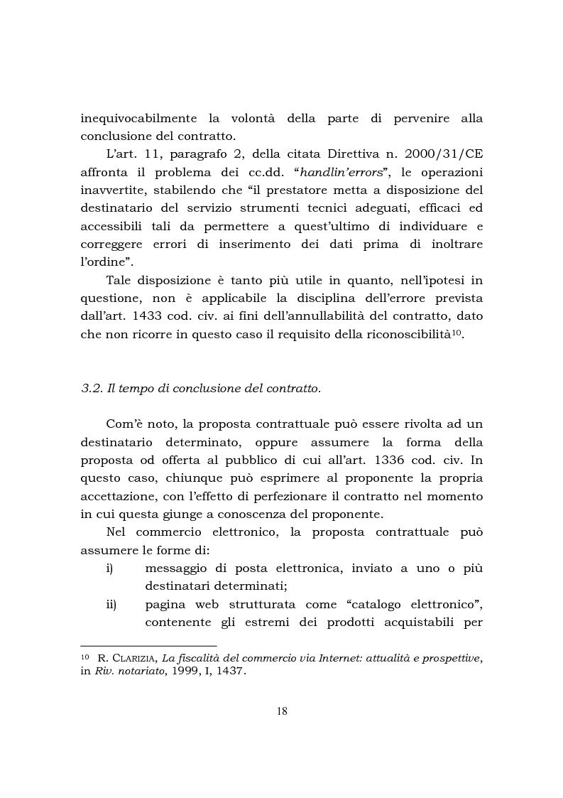 Anteprima della tesi: Disciplina fiscale e commercio elettronico, Pagina 12