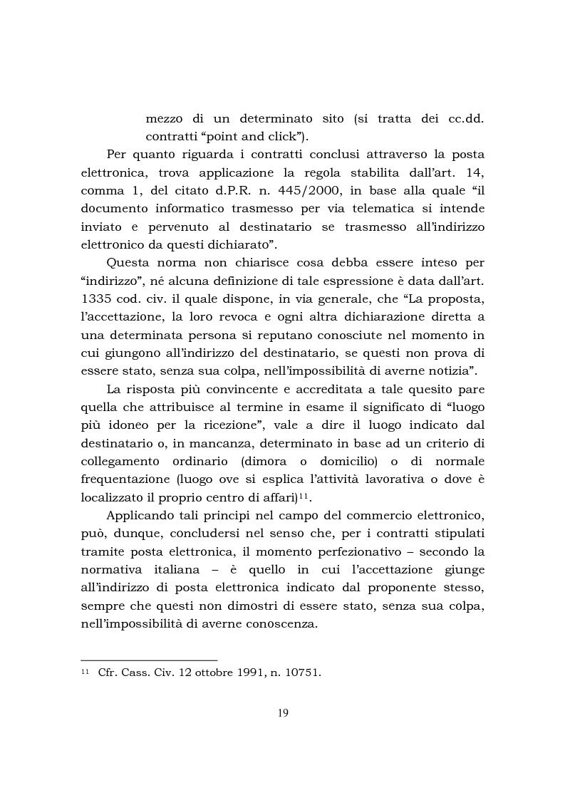 Anteprima della tesi: Disciplina fiscale e commercio elettronico, Pagina 13