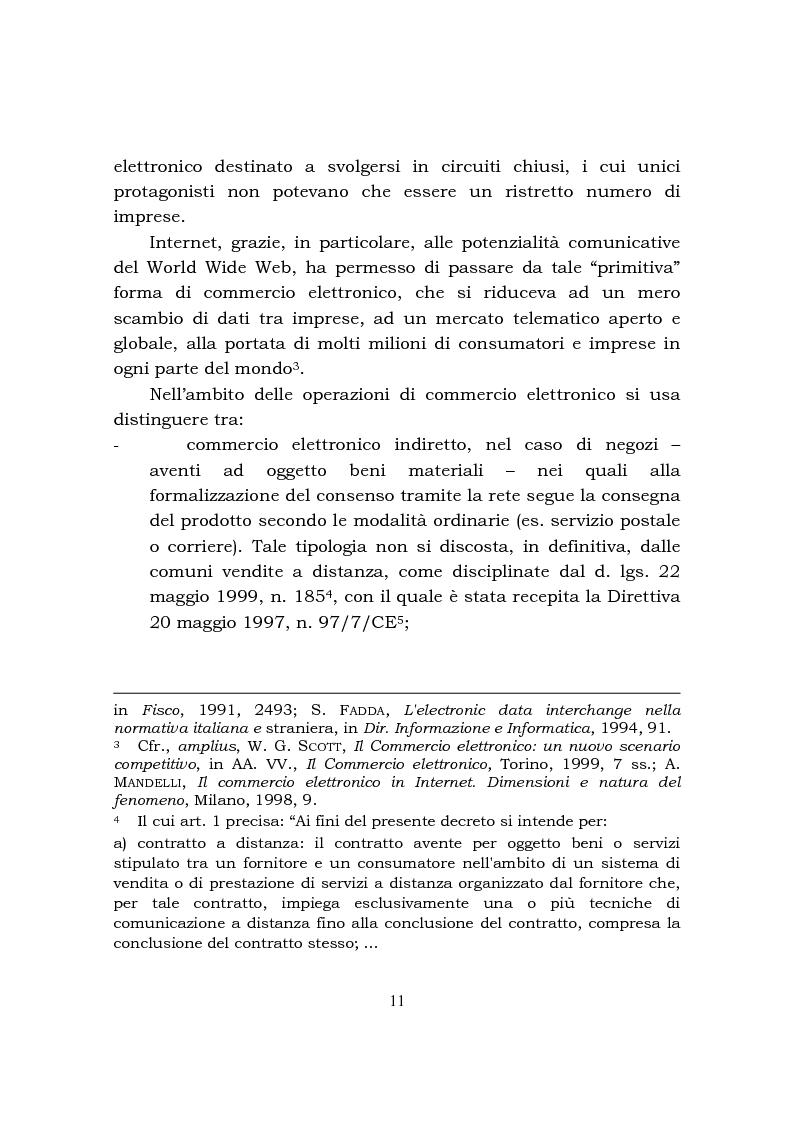Anteprima della tesi: Disciplina fiscale e commercio elettronico, Pagina 5