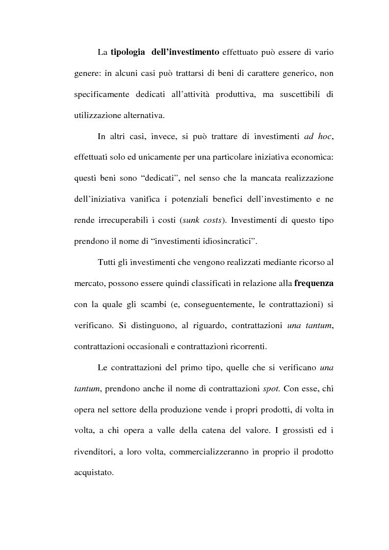 Anteprima della tesi: Problemi relativi alla fissazione del prezzo di rivendita nelle intese verticali, Pagina 13