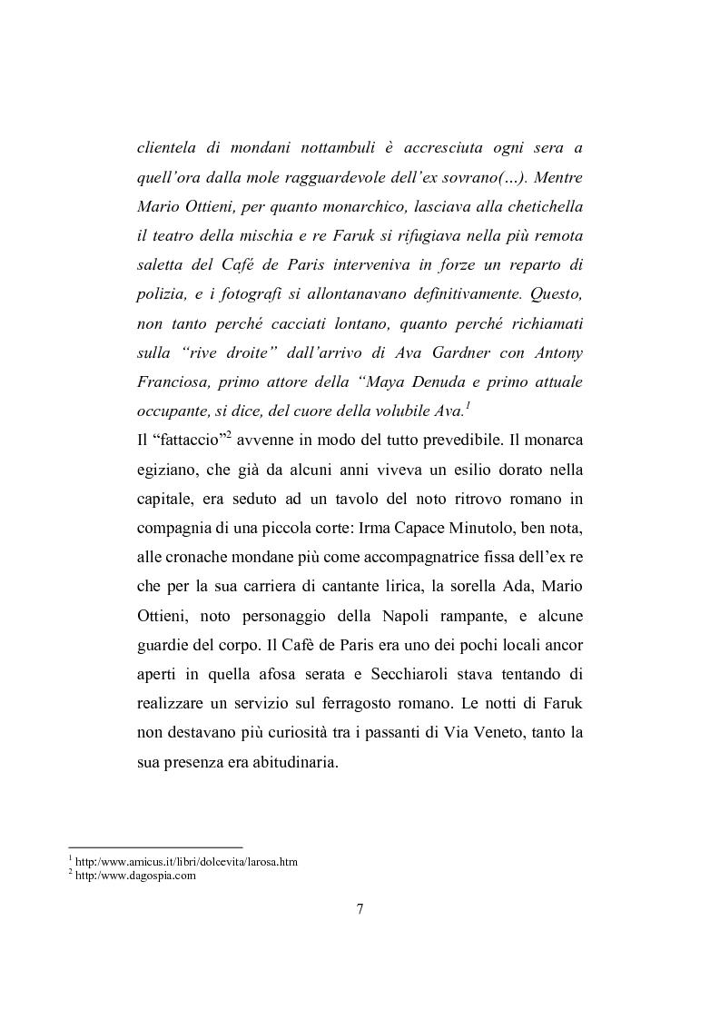 Anteprima della tesi: Love story. Appunti di una storia del gossip in Italia, Pagina 3
