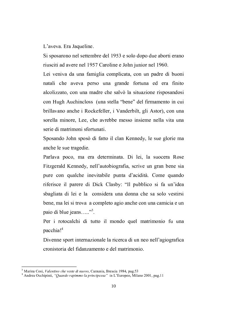 Anteprima della tesi: Love story. Appunti di una storia del gossip in Italia, Pagina 6