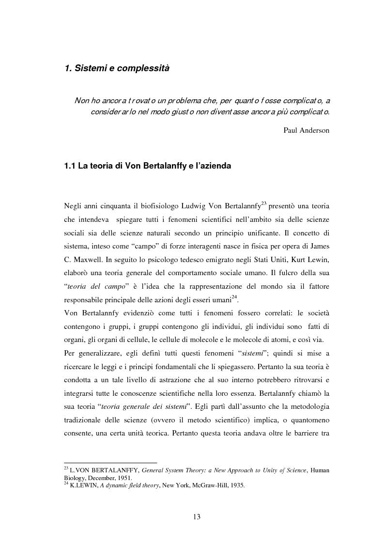 Anteprima della tesi: La comunicazione come leva del successo aziendale, Pagina 9