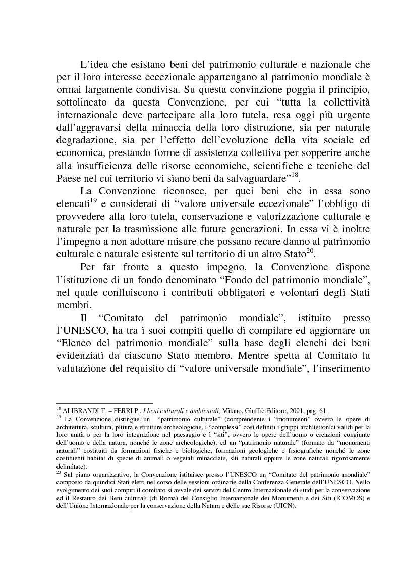 Anteprima della tesi: La circolazione dei beni culturali nella Comunità europea, Pagina 11