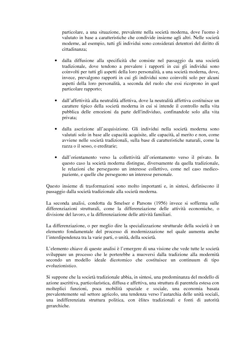 Anteprima della tesi: Rapporto tra sviluppo politico e sviluppo economico: il caso argentino, Pagina 4
