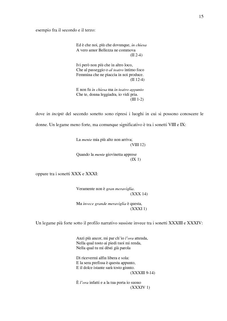 Anteprima della tesi: Saba prima del ''Canzoniere'': ''Poesie'' (1911), Pagina 17