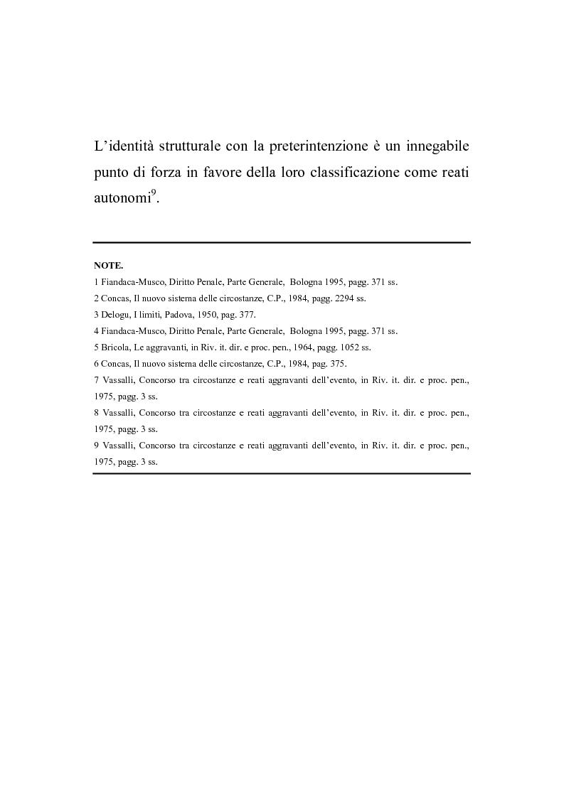 Anteprima della tesi: Il nuovo regime d'imputazione delle circostanze aggravanti, Pagina 7