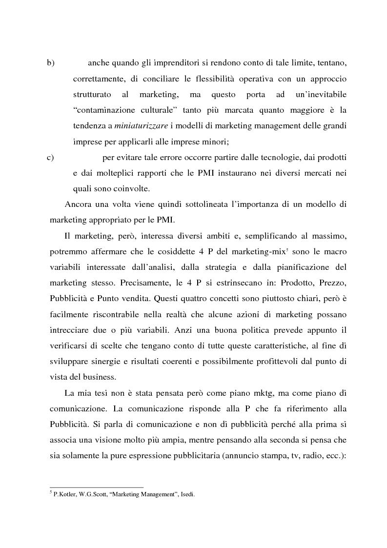 Anteprima della tesi: Comunicare l'information technology, Pagina 5