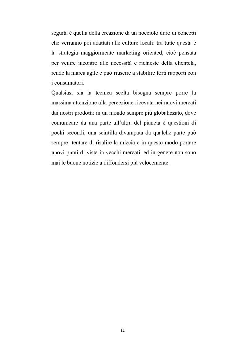 Anteprima della tesi: Fedeli alla marca, Pagina 10