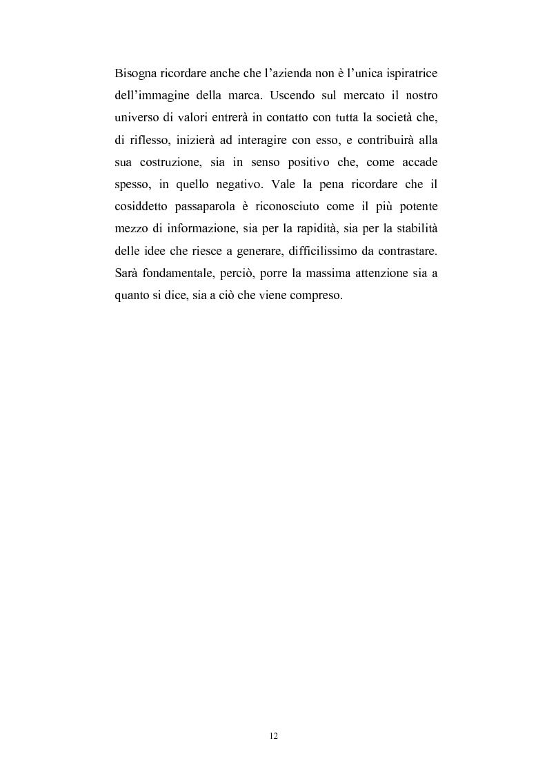 Anteprima della tesi: Fedeli alla marca, Pagina 8