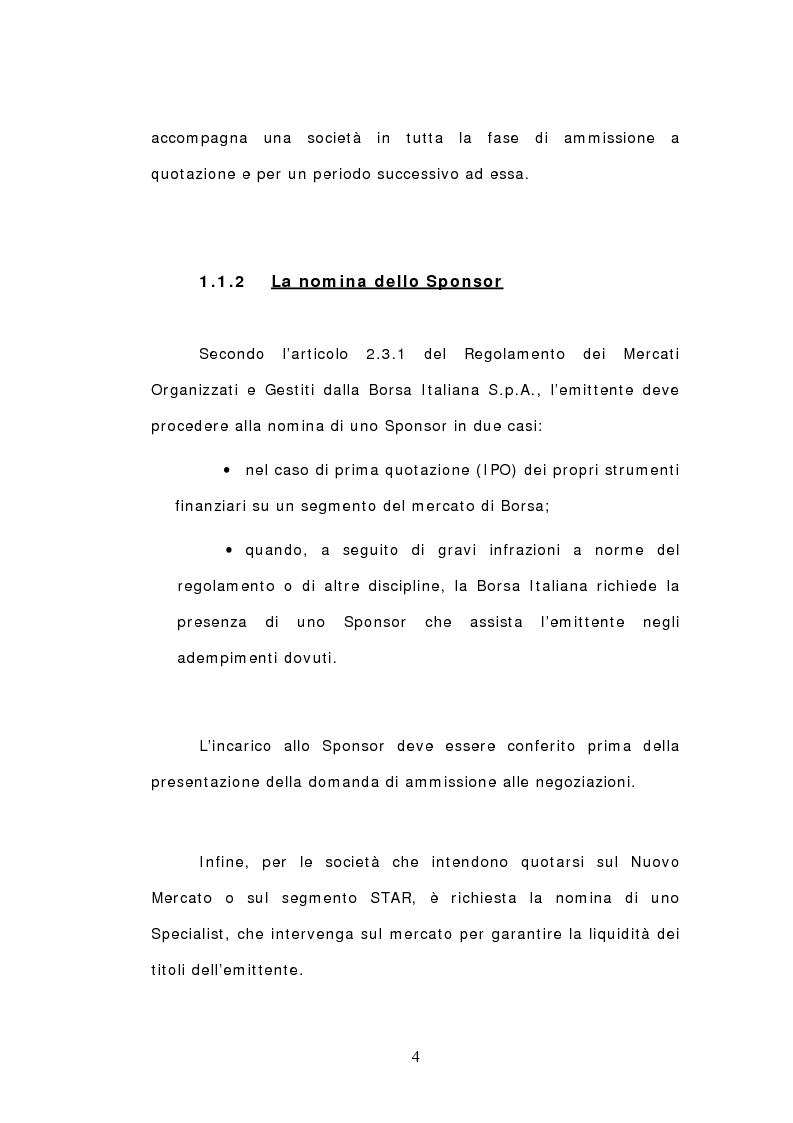 Anteprima della tesi: Ipo: un'analisi delle dinamiche interne e del ruolo dei soggetti coinvolti, Pagina 7