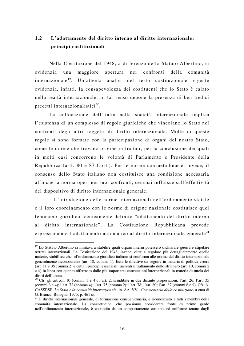Anteprima della tesi: Le rogatorie internazionali in materia penale, Pagina 11