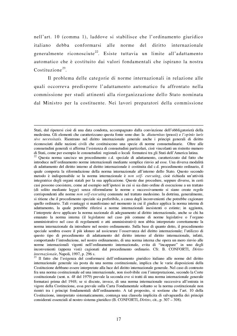 Anteprima della tesi: Le rogatorie internazionali in materia penale, Pagina 12