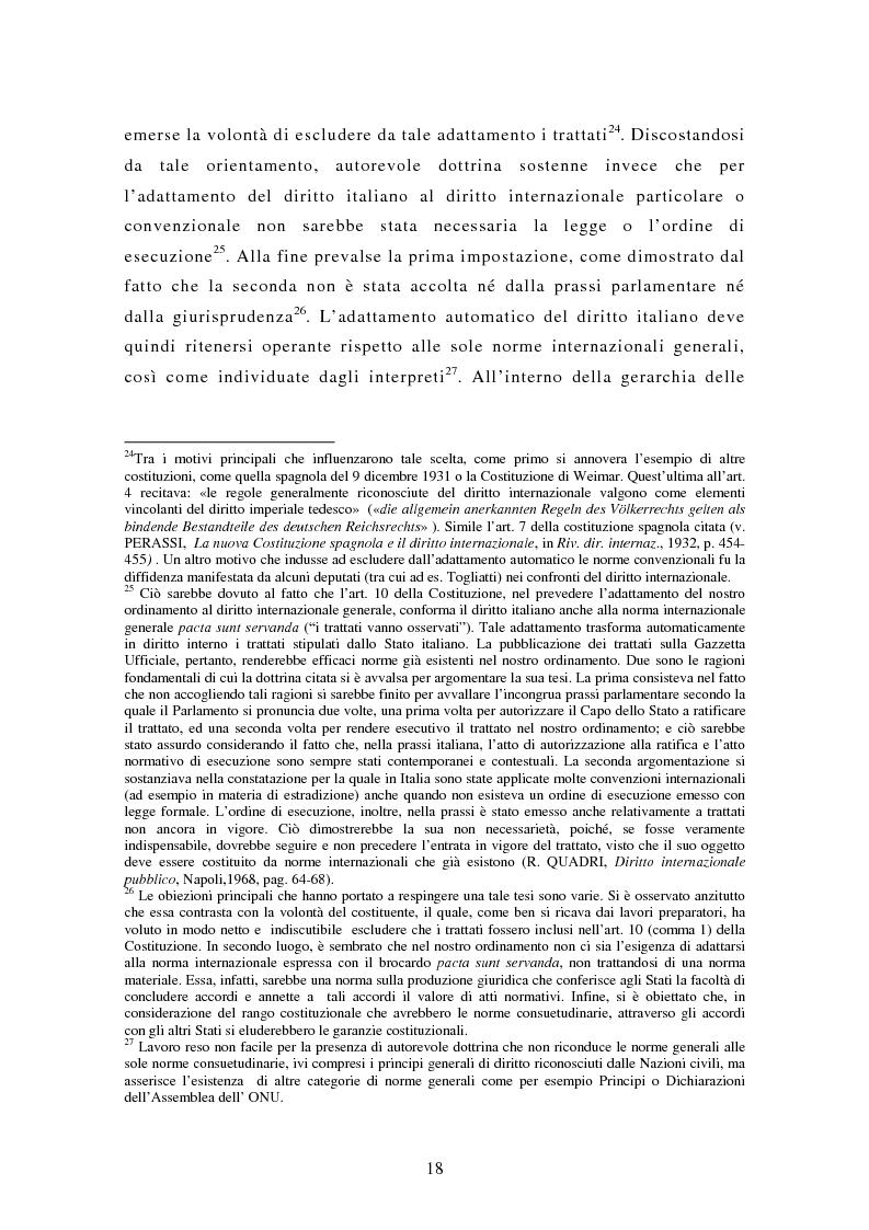 Anteprima della tesi: Le rogatorie internazionali in materia penale, Pagina 13