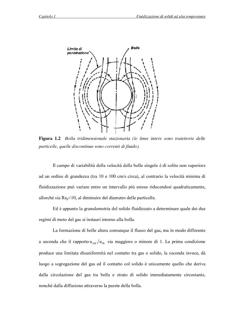 Anteprima della tesi: L'influenza della temperatura sulle proprietà delle fasi di letti fluidizzati di solidi diversi, Pagina 10