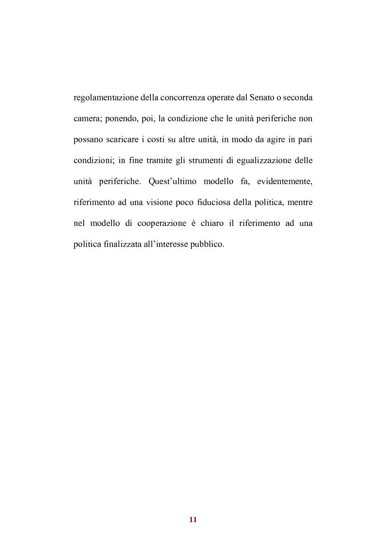 Anteprima della tesi: Sistemi di federalismo fiscale comparato: il caso Italia-Spagna, Pagina 14