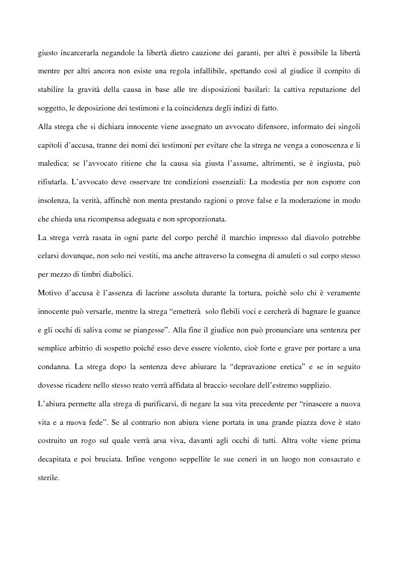 Anteprima della tesi: I processi alle streghe: la disputa settecentesca, Pagina 11