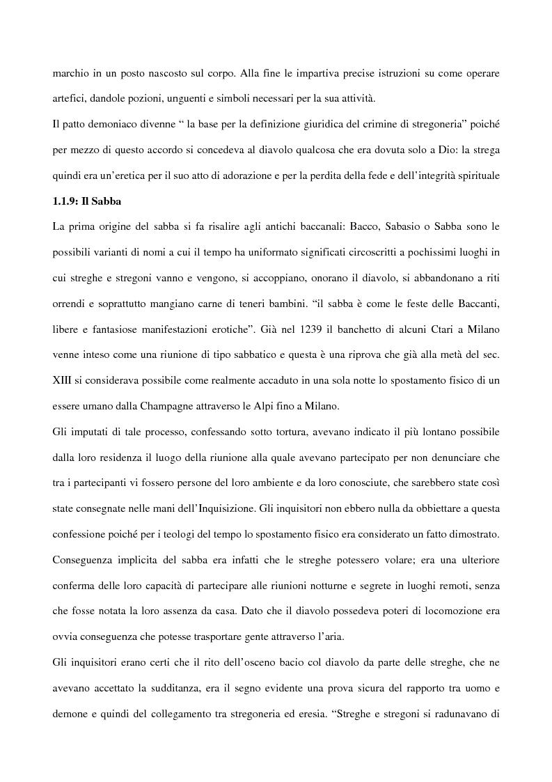 Anteprima della tesi: I processi alle streghe: la disputa settecentesca, Pagina 4