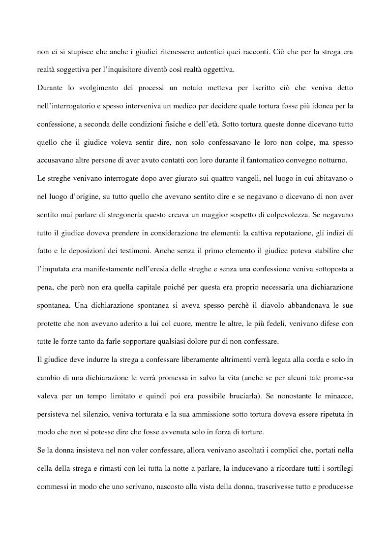 Anteprima della tesi: I processi alle streghe: la disputa settecentesca, Pagina 7