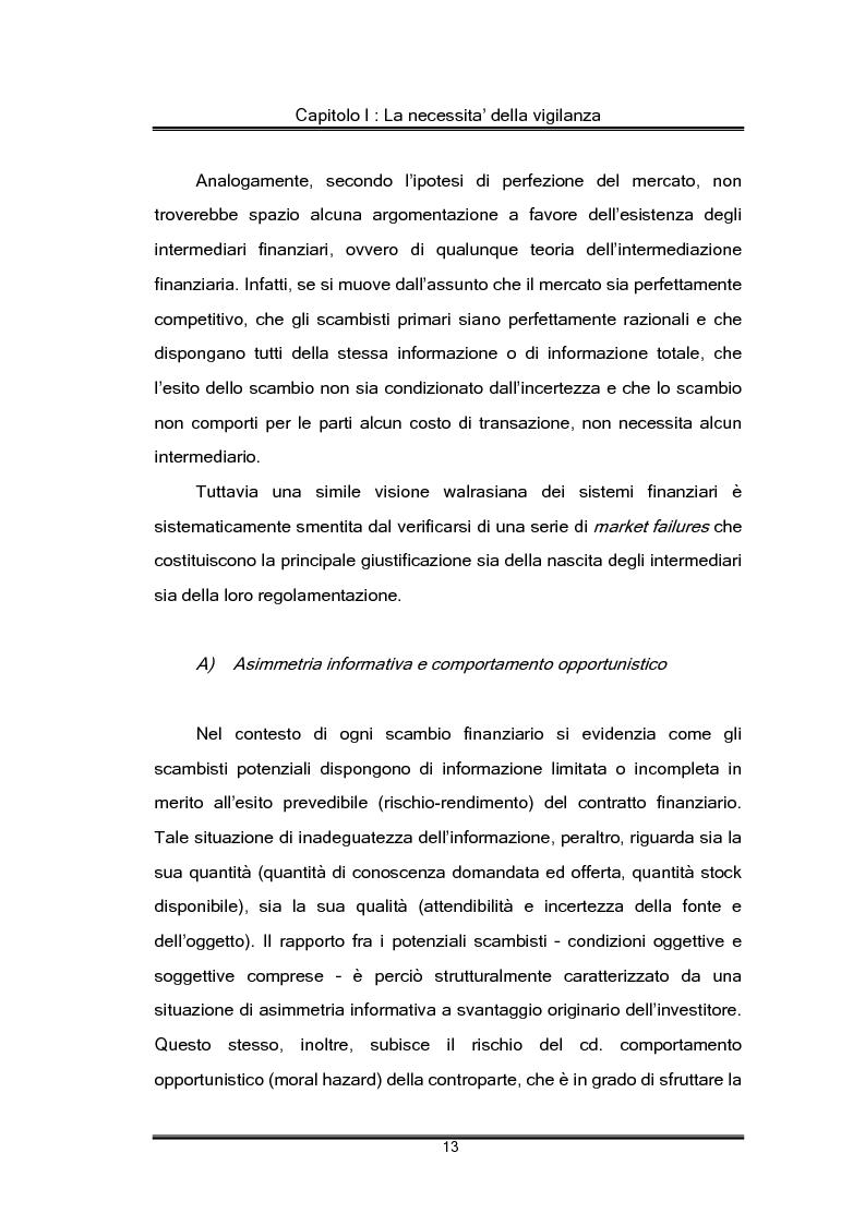 Anteprima della tesi: Regolamentazione finanziaria e vigilanza globale, Pagina 13