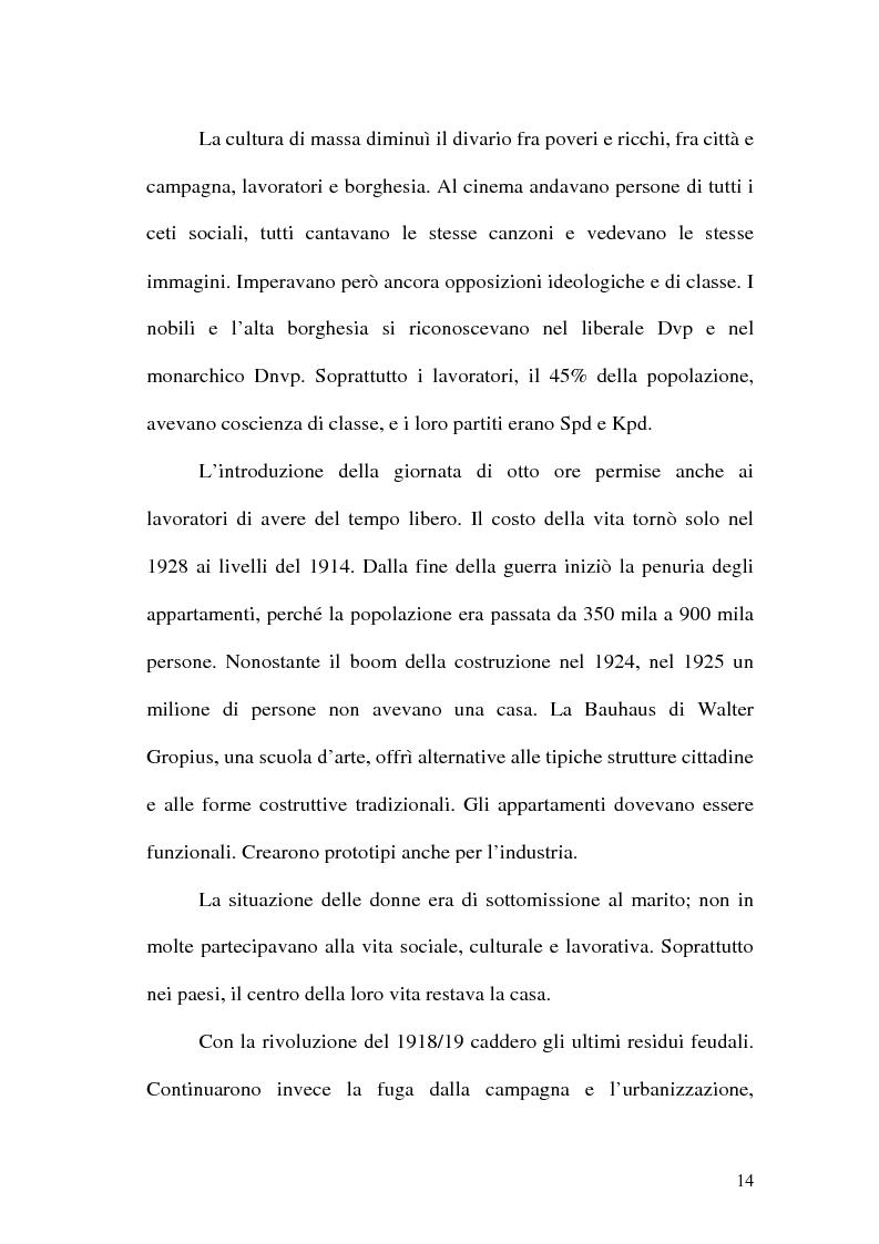 Anteprima della tesi: La figura di Hitler in alcuni quotidiani tedeschi (1923-1933), Pagina 11