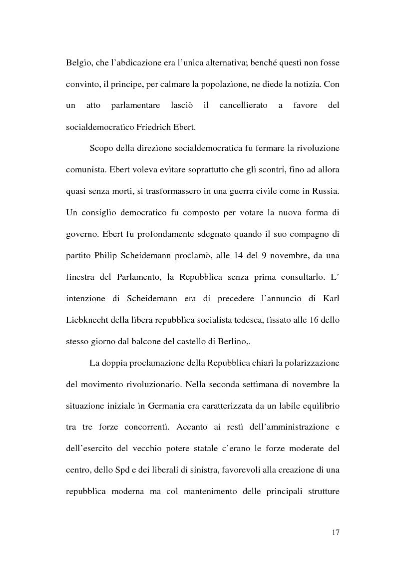 Anteprima della tesi: La figura di Hitler in alcuni quotidiani tedeschi (1923-1933), Pagina 14