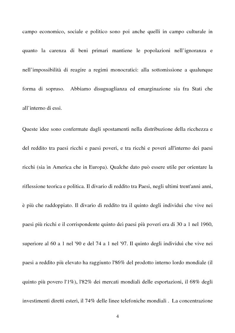 Anteprima della tesi: Didattica della globalizzazione, Pagina 4
