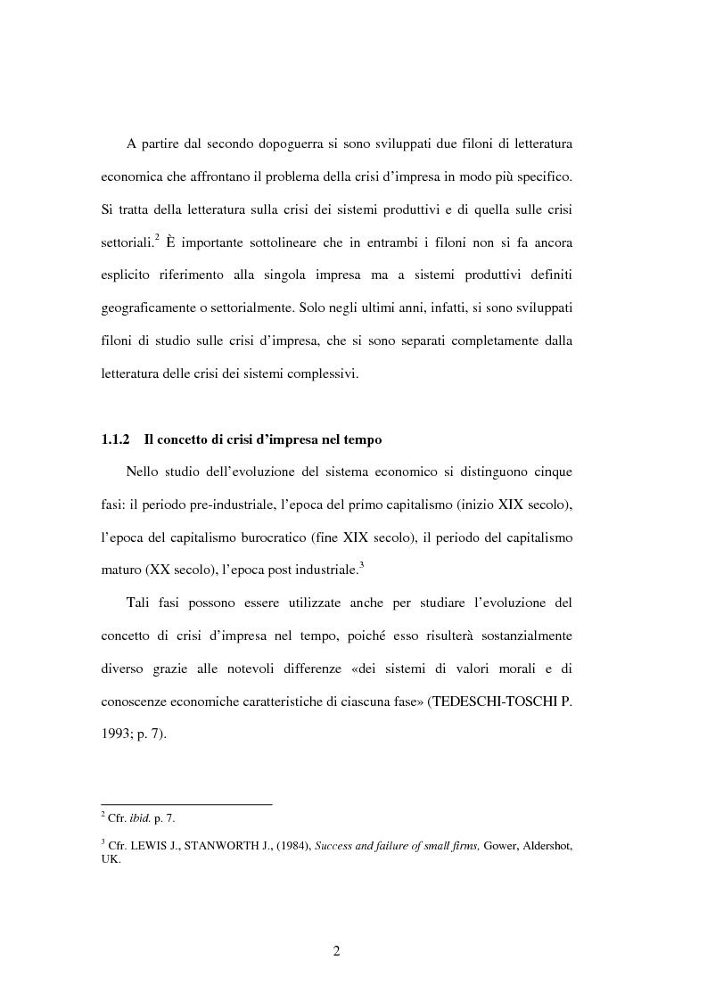 Anteprima della tesi: Il ruolo strategico degli intangibles nel crisis management, Pagina 5