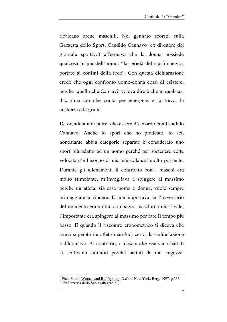 Anteprima della tesi: Il linguaggio sportivo nei giornali italiani e spagnoli. ll caso del motomondiale 2001, Pagina 7
