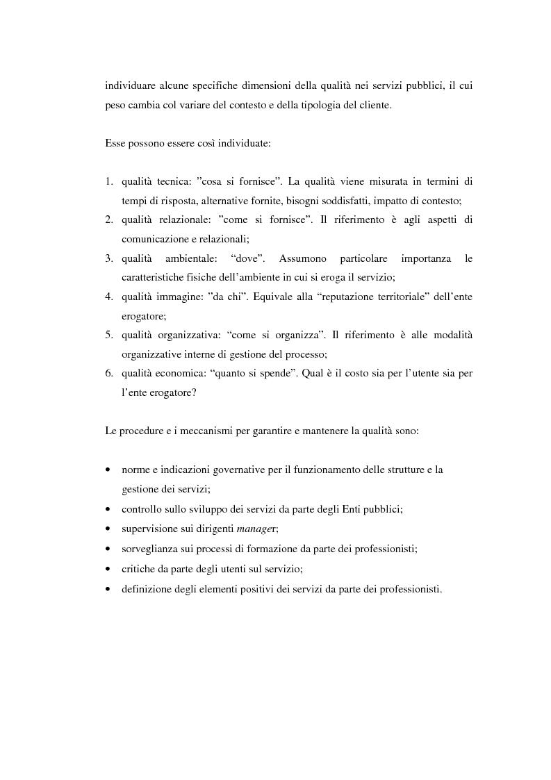 Anteprima della tesi: Nuove frontiere per la valutazione: un possibile approccio per un progetto di iniziativa comunitaria, Pagina 11