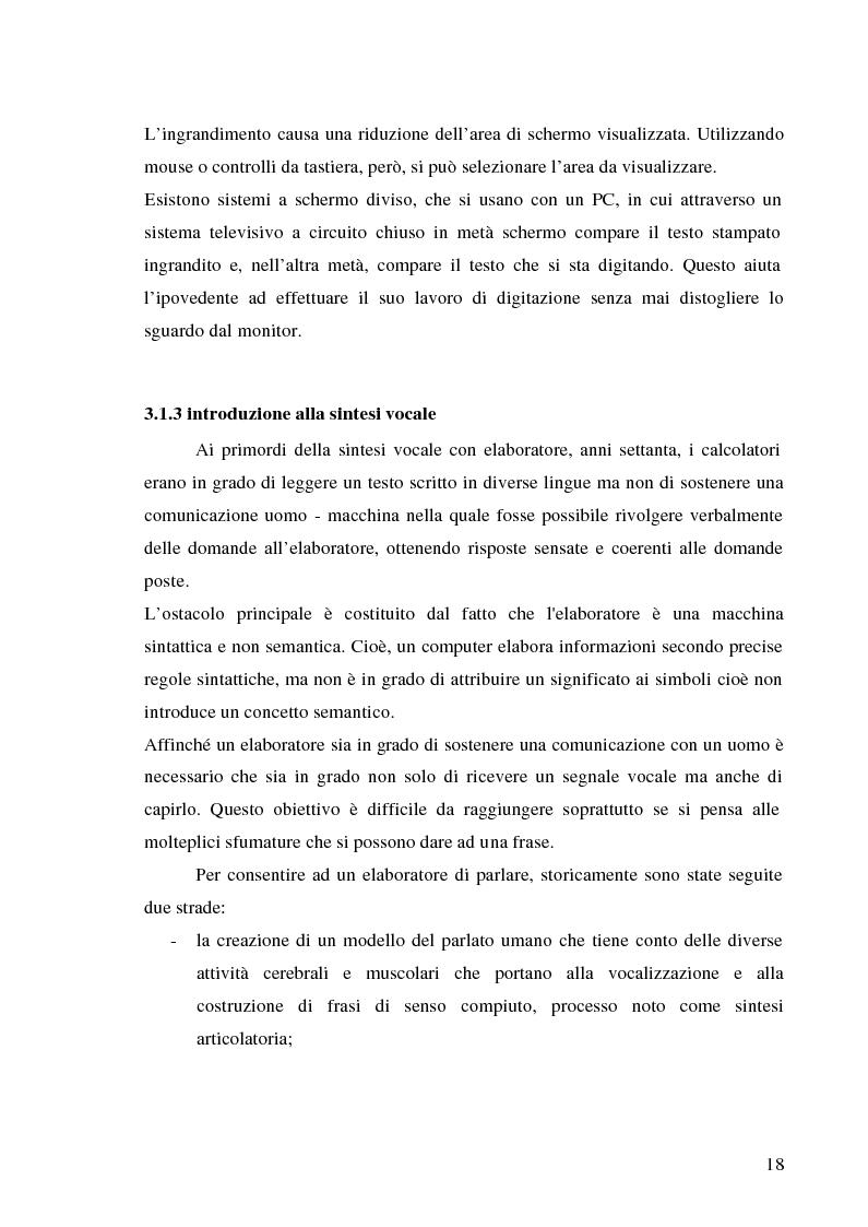 Anteprima della tesi: Piattaforma per l'accesso a documenti tecnico-scientifici per videolesi, Pagina 10