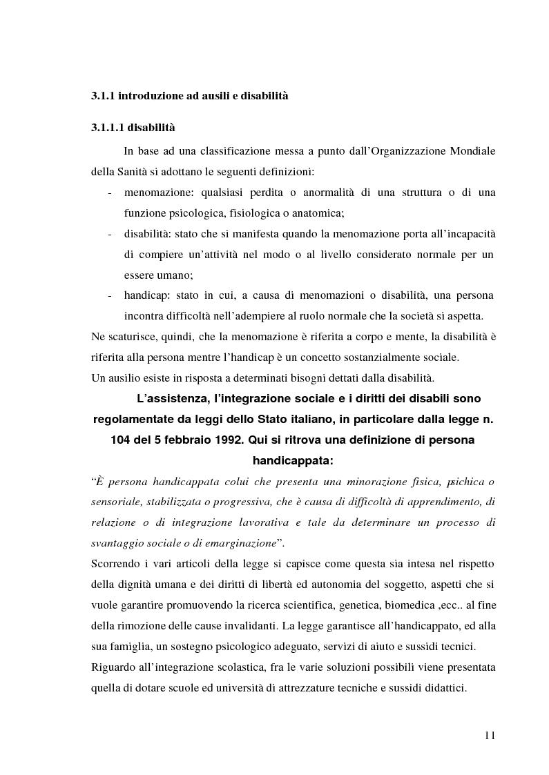 Anteprima della tesi: Piattaforma per l'accesso a documenti tecnico-scientifici per videolesi, Pagina 3
