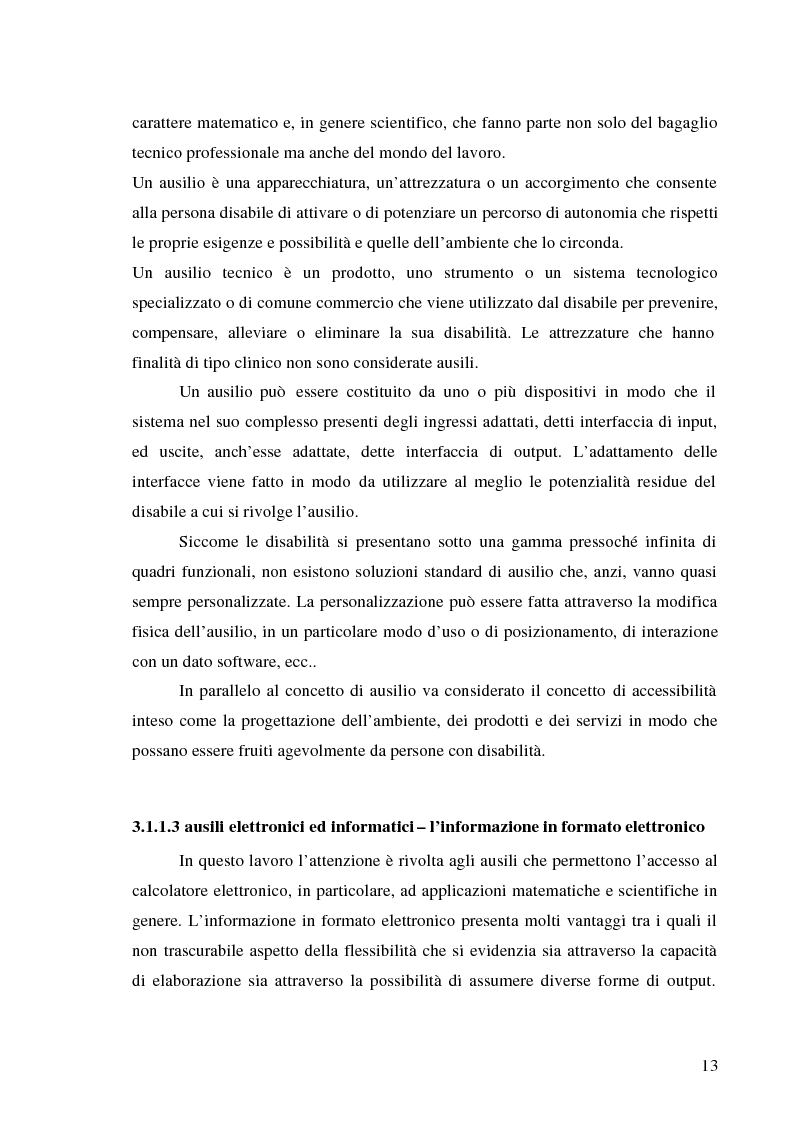 Anteprima della tesi: Piattaforma per l'accesso a documenti tecnico-scientifici per videolesi, Pagina 5