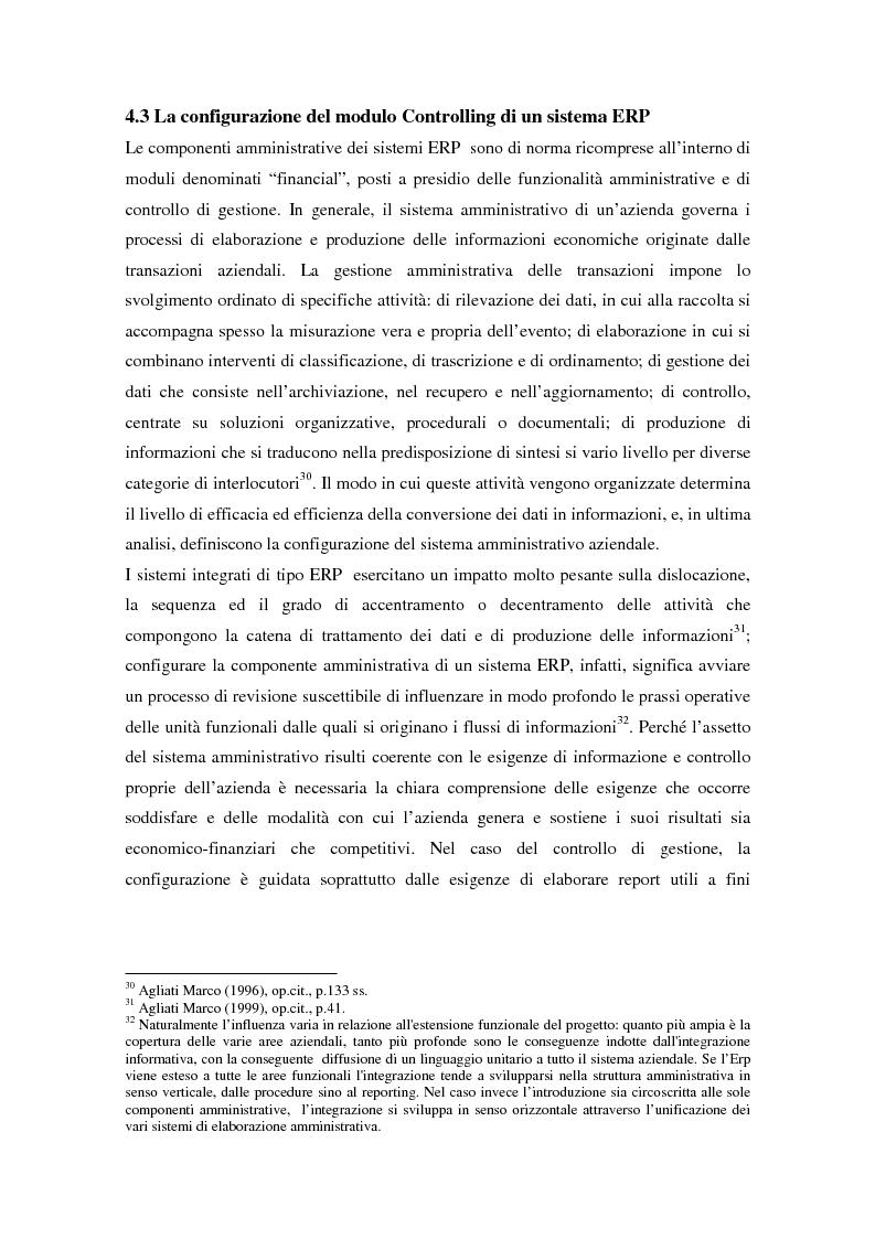 Anteprima della tesi: Il controllo di gestione nell'era digitale: la rilevanza dei sistemi informativi integrati, Pagina 11