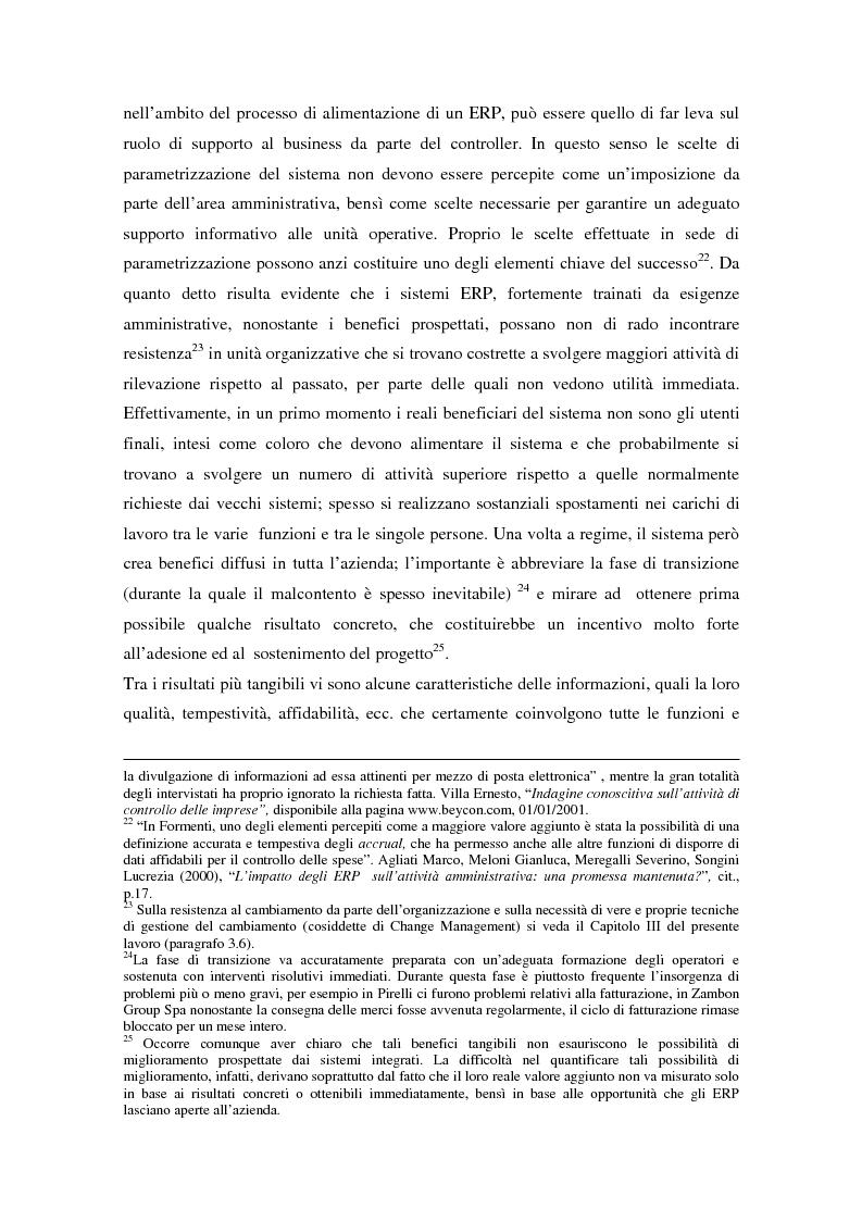 Anteprima della tesi: Il controllo di gestione nell'era digitale: la rilevanza dei sistemi informativi integrati, Pagina 8
