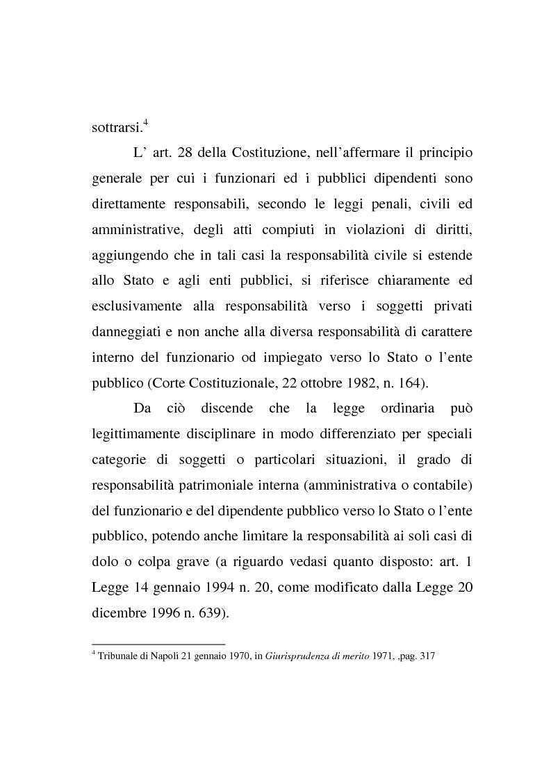 Anteprima della tesi: Le a.u.s.l. profili di giurisprudenza contabile, Pagina 6