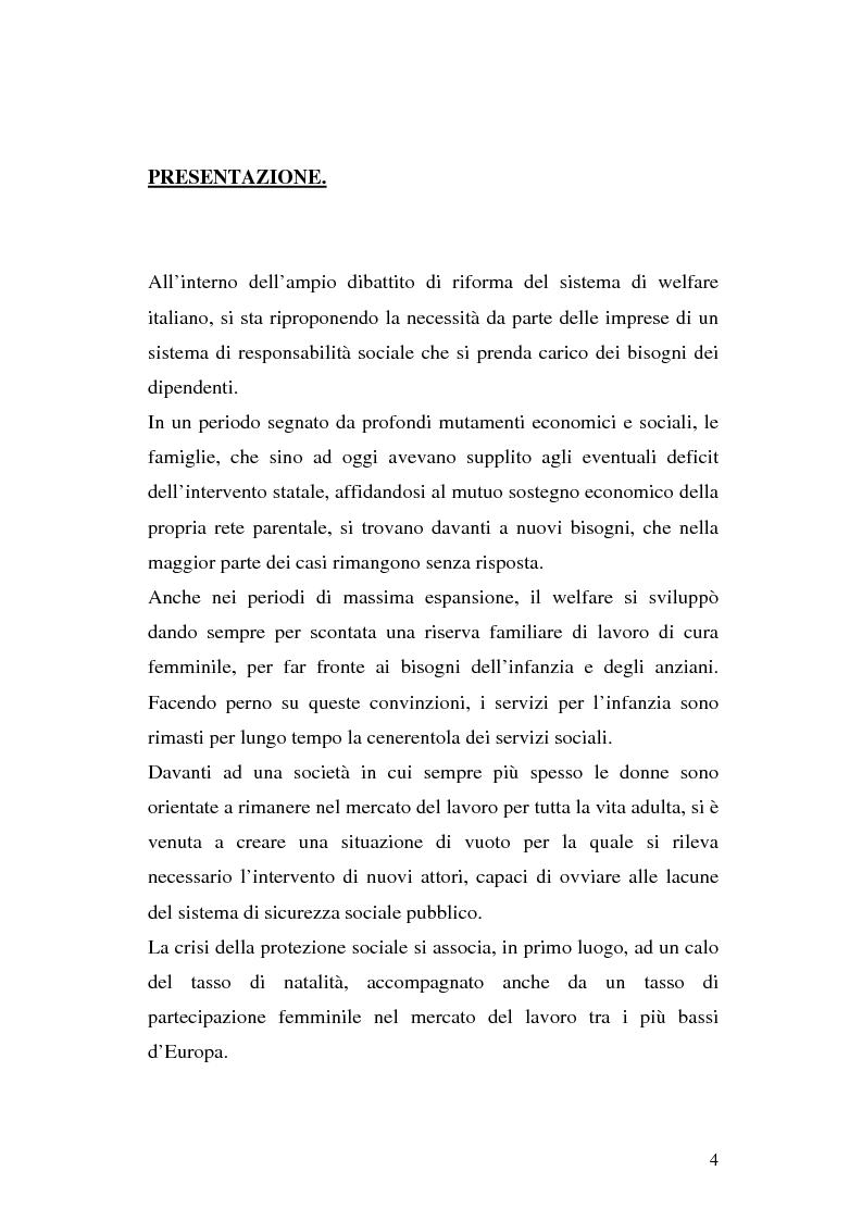 Anteprima della tesi: Politiche per l'infanzia in contesto aziendale: il caso Olivetti, Pagina 1