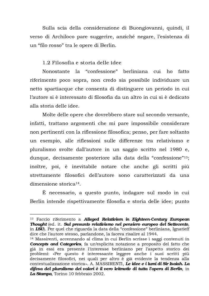 Anteprima della tesi: Isaiah Berlin: idee di libertà, Pagina 12