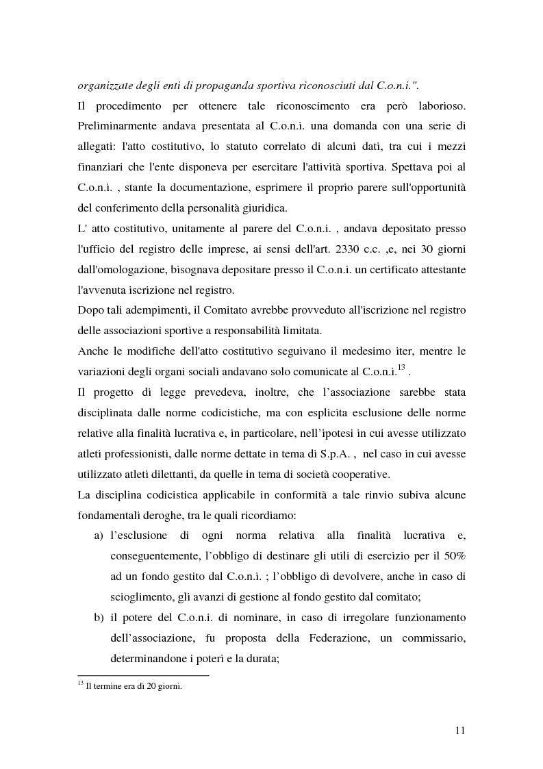 Anteprima della tesi: Il marketing delle società di calcio del 2000: analisi, strategie e scenari futuri, Pagina 11