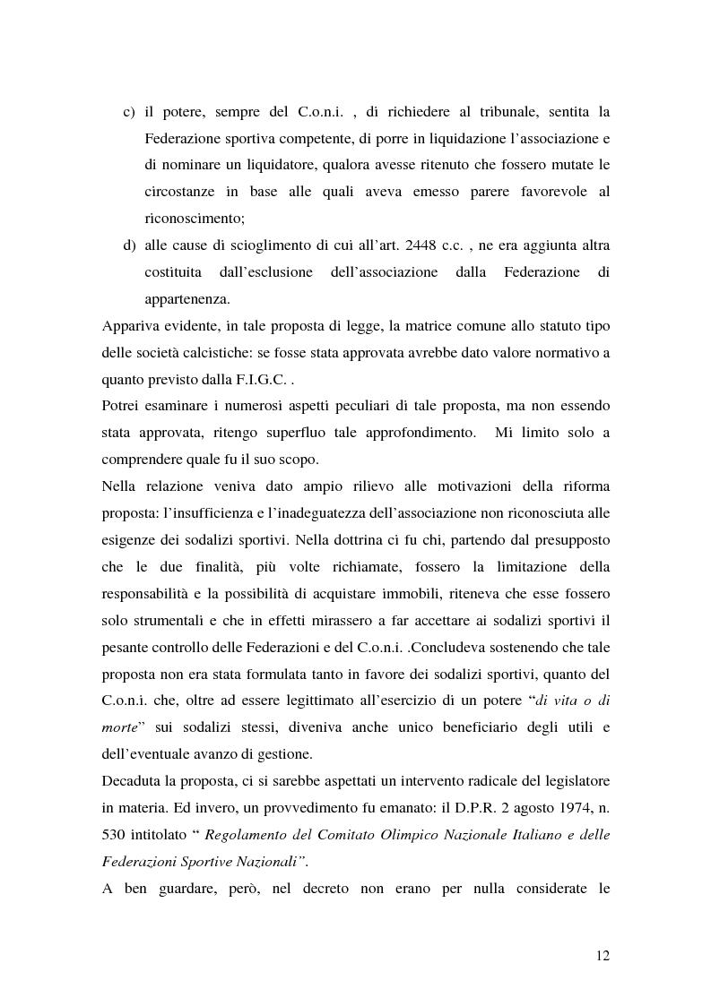 Anteprima della tesi: Il marketing delle società di calcio del 2000: analisi, strategie e scenari futuri, Pagina 12