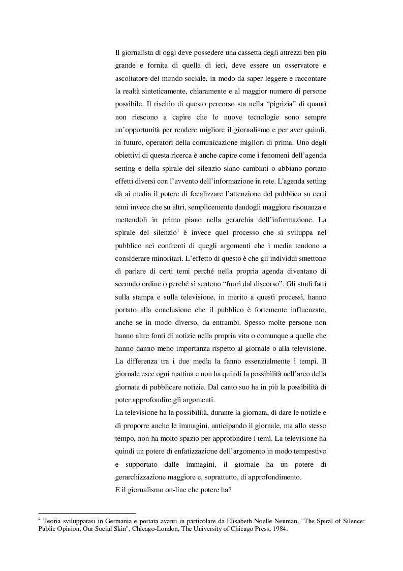 Anteprima della tesi: Internet, il calcio e il suo pubblico, Pagina 3