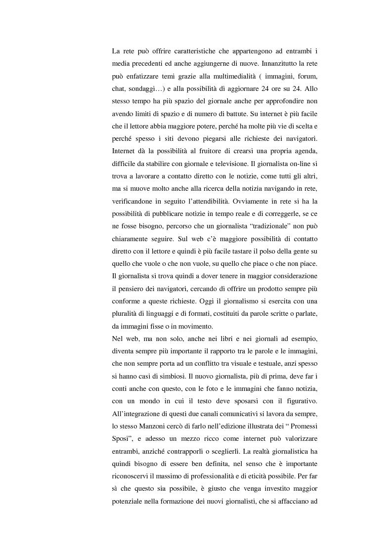 Anteprima della tesi: Internet, il calcio e il suo pubblico, Pagina 4